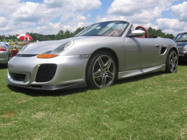 1998 porsche boxster 986 with new gt3 aero kit for sale. Black Bedroom Furniture Sets. Home Design Ideas