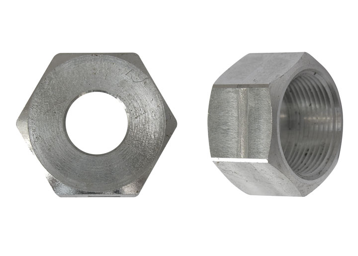 914 FUEL (GAS) TANK STRAINER NUT, SMALL HOLE