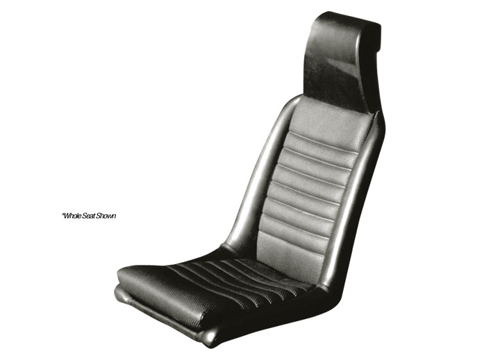 SEAT CUSHION, 1971, RIGHT
