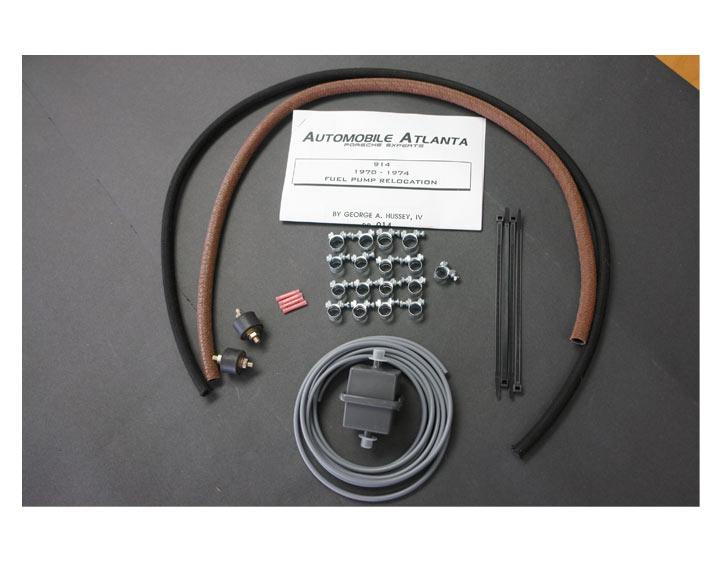 porsche 914 fuel relocation porsche get free image about wiring diagram