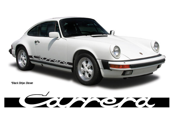 CARRERA DECAL BLUE