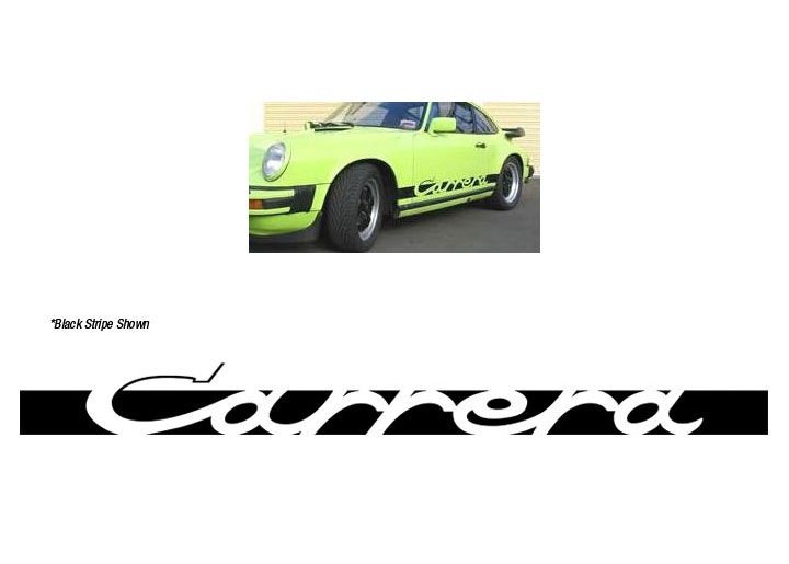 SIDE DECAL CARRERA