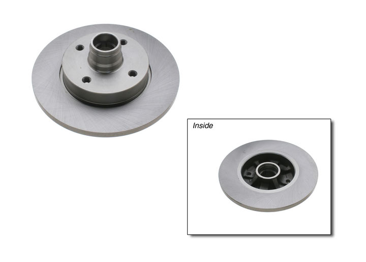 REPLACEMENT FRONT BRAKE ROTOR