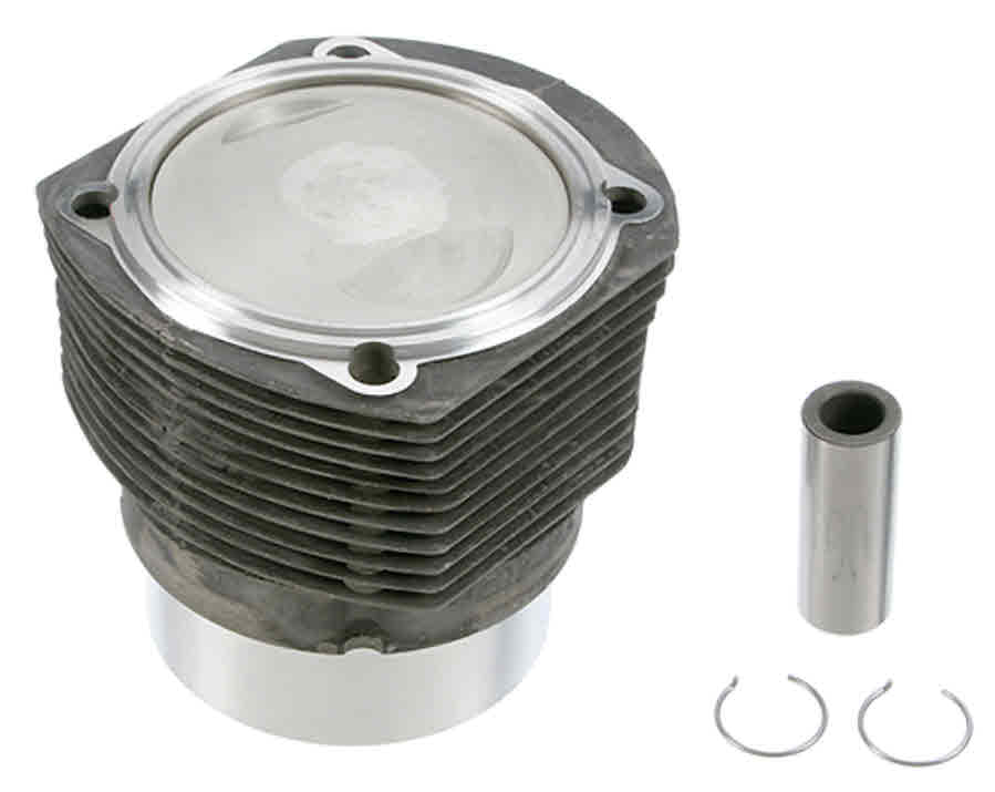 MAHLE MOTORSPORTS  PISTON AND CYLINDER / EURO RS 2.7 LITER (90 MM) / MECHANICAL INJECTION