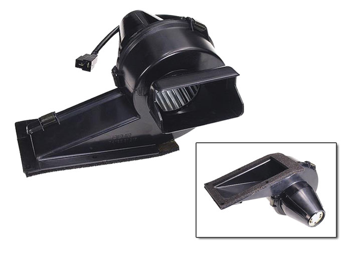 BEHR A/C (AIR CONDITIONER / CONDITIONING) CONDENSER FAN MOTOR - 1 REQUIRED PER CAR.