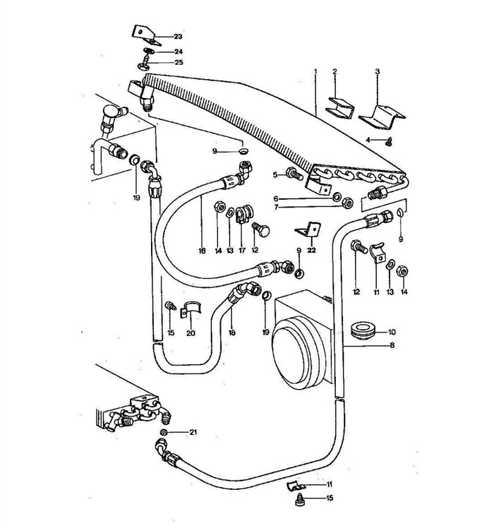 The 1992 Subaru Legacy Air Conditioning (A/C) switch turns the A/C system on or off. The operation of the switch is transmitted to the ECU. The A/C cut relay breaks